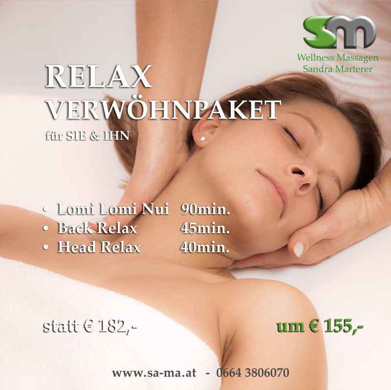 Relax Massagen