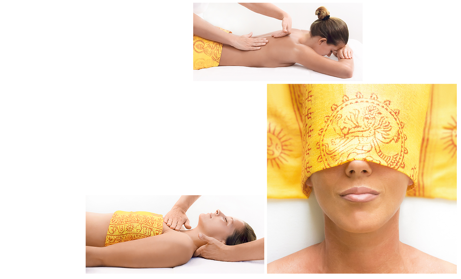 Die Wellness Massage in Linz