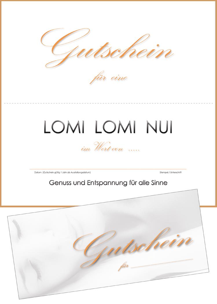 Gutschein für Massagen und Therapien in Linz. Denken Sie an ein Geschenk, das Entspannung und Wohlbefinden schafft.